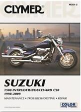 Clymer - M261-2 - Repair Manual for Suzuki VL1500 Intruder LC 98-05