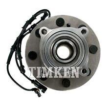 For Dodge Ram 1500 2500 3500 4WD Front Wheel Bearing & Hub Assy Timken HA590166