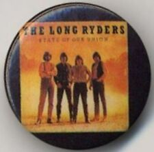 Long Ryders 'State Of The Union' Badge Button