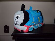 Pillow Thomas & Friends Plush Thomas The Train Microbead Micro Bead  14""