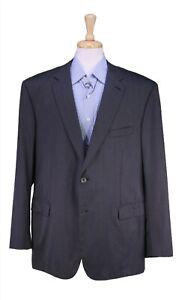 Brioni Current Custom Gray Herringbone 2-Btn Super 160's Wool Blazer Jacket 50L