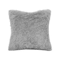 "16""*16"" Soft Fluffy Plush Throw Pillow Case Cover Car Sofa Bed Cushion Cover"
