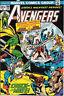 The Avengers Comic Book #108, Marvel Comics Group 1973 FINE+