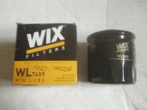 NEW WIX WL7459 OIL FILTER For FORD B-MAX C-MAX S-MAX FOCUS MONDEO MAZDA VOLVO