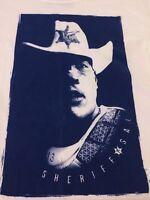 Sheriff Sal Salvador Perez Kansas City Royals MLB T-Shirt XL White