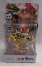 NEW NINTENDO AMIIBO SUPER MARIO BOWSER WII U, 3DS, SWITCH