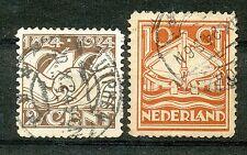 Nederland  139 - 140 gebruikt (3)