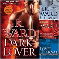J R Ward book collection [EPUB AND MOBI]