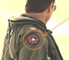 """TOP GUN II NAWCWD China Lake Col. Pete """"Maverick"""" Mitchell INSTRUCTOR'S PATCH"""