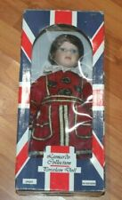THE BEEFEATER - PORCELAIN DOLL - LEONARDO COLLECTION - LP4207