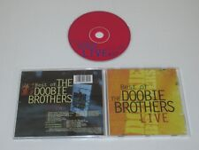 DOOBIE frère / BEST OF THE DOOBIE BROTHERS LIVE (Legacy 494602 2) CD Album