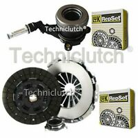 LUK 2 PART CLUTCH KIT WITH LUK CSC FOR OPEL CORSA HATCHBACK 1.2 LPG