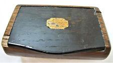 Georgian Snuff Box made from HMS Royal George TIMBERS - Sank 1782 - 63g