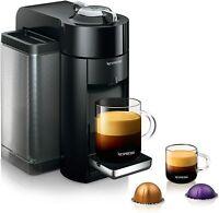 Nespresso Vertuo Coffee & Espresso Machine ENV135B (BLACK) New