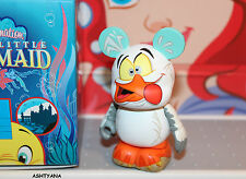 "Disney Vinylmation 3"" ★ Little Mermaid ★ Scuttle ★ In Hand"