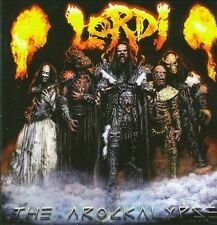 The Arockalypse by Lordi (Finland) (CD, May-2006, Sony Music Distribution (USA))