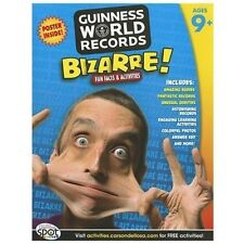 Guinness World Records®: Bizarre! : Fun Facts and Activities (2012, Paperback)