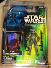4-Lom Bounty Hunter - Power of the Force  **Star Wars**  UNOPENED