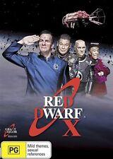 Red Dwarf : Series 10 (DVD, 2012, 2-Disc Set)