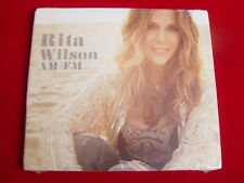 RITA WILSON - AM/FM - 2012 CD NEW [602527943220]