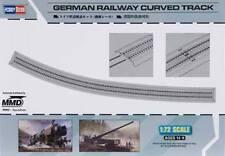 Hobby Boss 1/72 German Railway Curved Rail Train Track Set 82910