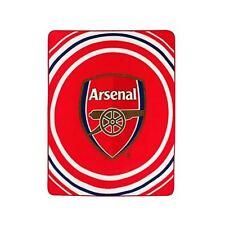 Officiel Arsenal Fc Impulsion Couverture Polaire Gunners de FAN Chambre