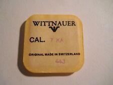 Wittnauer Watch Repair Part#443 Model 7KA Set Lever Genuine New