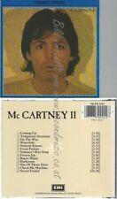 CD--PAUL MCCARTNEY | --MCCARTNEY II