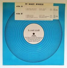 "DJ Maxi Single 12""  GUNS N' ROSES   STING  Limited Edition Promo Rare"