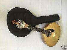 Portuguese Fado Guitar - Guitarra portuguesa de Fado + Gig Bag - Lisbon Style