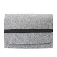 eFabrik Schutz Hülle für Lenovo Miix 510, 310, 720 Sleeve Tasche Case hell grau