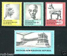 DDR Nr.   742-45 **  von Sowjetunion zurückgeführte antike Kunst