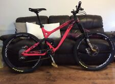 Full Custom Built Commencal Meta SX medium mountain bike, Enduro.