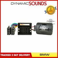 Xtrons Pumpkin Car Stereo Stalk Control Adaptor for BMW 3 5 Series Mini X3 X5 Z4