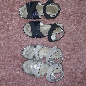 2 Paar Sandalen Für Mädchen Gr. 35 Von Tom Tailor