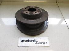 OPEL ZAFIRA 1.9 CDTI 6M 88KW (2007) RICAMBIO COPPIA DISCHI FRENO POSTERIORI 9117