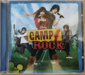 Camp Rock The Official Soundtrack CD