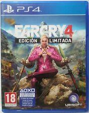 Far Cry 4. Edicion Limitada. Ps4. Fisico. Pal España