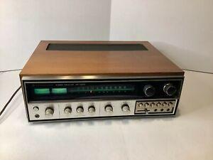 Vintage Kenwood KR-7200 AM/FM Stereo Receiver Tested Works
