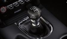 Genuine Ford Mustang Manual Gear Shift Knob Carbon Fibre FM FN 2015-Current