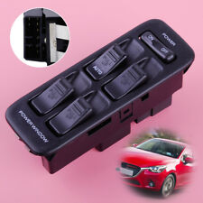 Electric Front Door Window Master Control Switch Fit For Mazda 323 BG 1991-1994