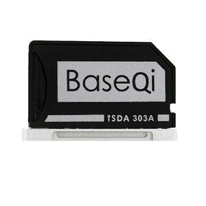 303A Aluminum MiniDrive Micro SD Card Adapter/Reader For Macbook Pro Retina 13''