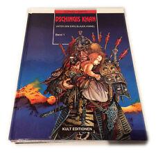 Comic Pack Chinggis khan 1-3 culto ediciones estado 1-2