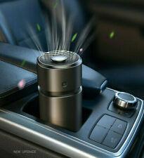 Car Perfume Auto Air Freshner Fan Formaldehyde Purifier Smell Diffuser SEE VIDEO