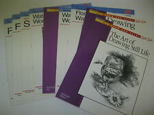 Rare New Walter Foster Art Books How to Draw & Paint Still Life PL choose your#