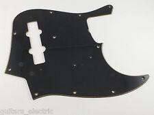 RELIC Aged Nero Scratch Plate Pickguard Per 1962 Fender Jazz J Bass