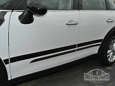 Mini Countryman side stripe set Genuine OE quality correct shape 3M vinyl decals