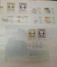 Madeira Portugal 1980 Complete Complete MNH