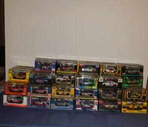 77 Nascar Revell Collection 1/64 Cars NIB W/COA