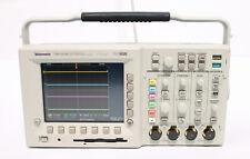 Tektronix Tds3034b 300 Mhz 4ch Dpo Oscilloscope With Trg Lim Fft Aam Sdi